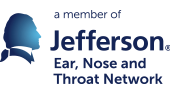 a member of Jefferson Ear,Nose, and Throat Network